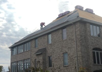 roofing quote green bay
