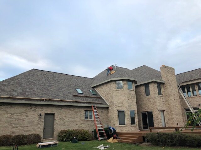 Roofing Services In Greater Green Bay Wi H And S Roofing Llc